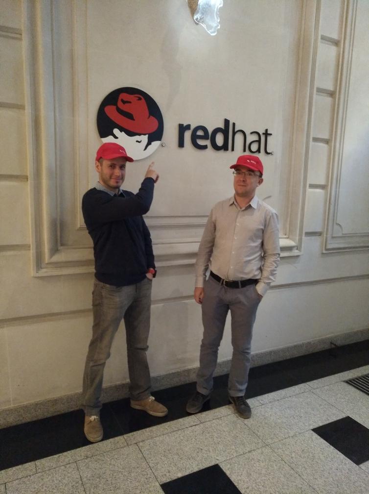 Сотрудники компании ЕМДЕВ прошли аккредитацию по RedHat